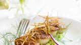 seared scallop appetizer