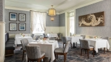 dining room at hotel viking