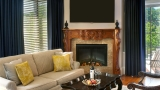 Kingscote Suite Fireplace