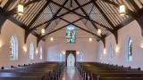 wedding chapel interior