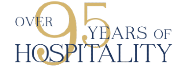 Over 95 Years of Hospitality.